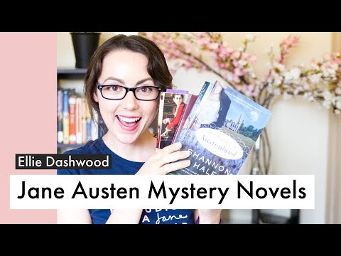3 Amazing Books if You Love Northanger Abbey | Jane Austen Mystery Novels