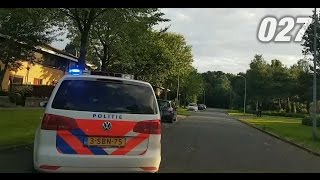 Noodhulpdienst zaterdagmiddag. Politie Vlogger Jan-Willem. NR 27