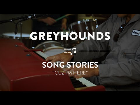 """Greyhounds """"Cuz I'm Here"""" 