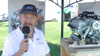 3 New Aircraft Engines - Airventure Oshkosh 2018