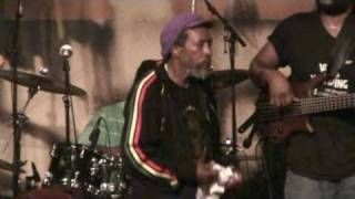 Ijahman Levi - Are We A Warrior (Live in Paris HQ) Oct 09th 2010