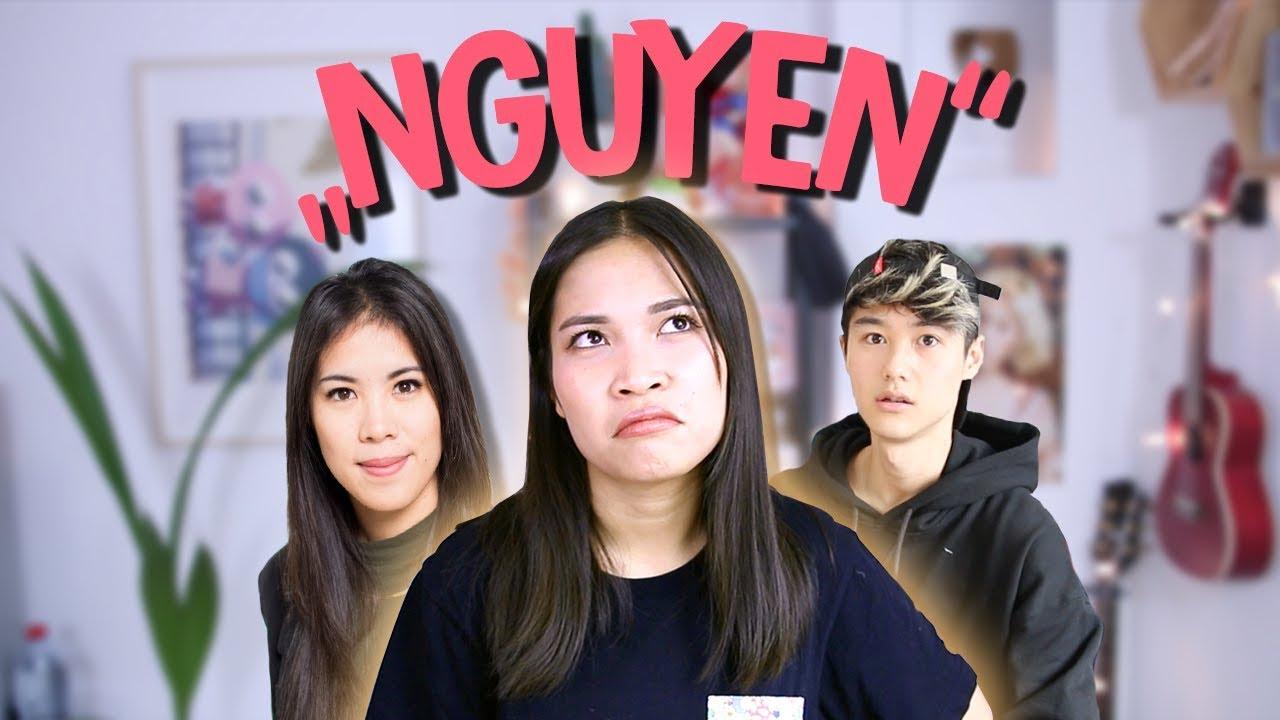 Nguyen Aussprache