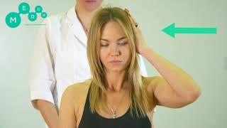 Комплекс упражнений для расслабления мышц шеи