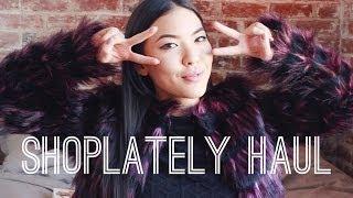 ShopLately Haul + Giveaway! Thumbnail