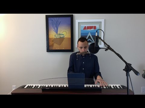 Like A Rolling Stone (Bob Dylan) Cover by Kevin Laurence