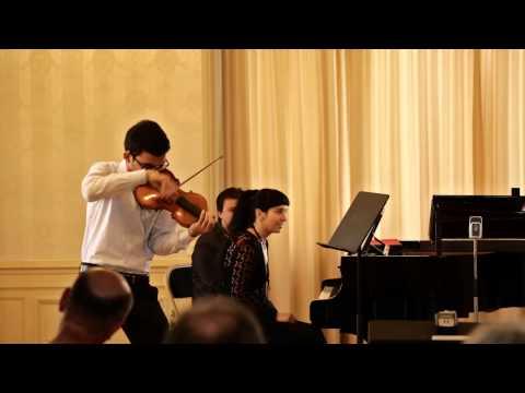 Sergei Rachmaninov-Danse hongroise Op. 6  Ahmed Pyshtiyev