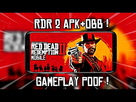 RDR 2 Mobile - Download Red Dead Redemption 2 For Android | RDR 2 Android | 2020