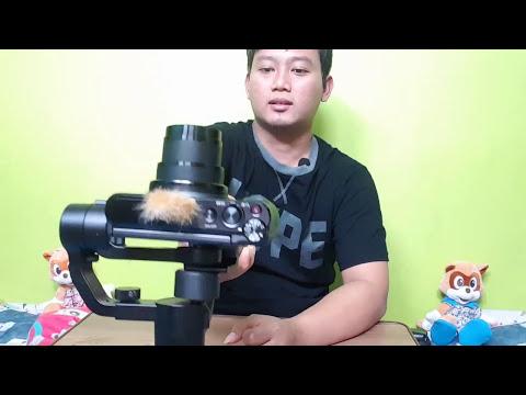 Zhiyun Smooth Q + Canon SX 730 HS Dan Canon G7X Ii( Custom Setup)
