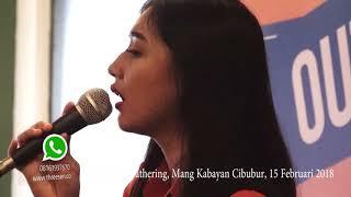 Raisa - Kali Kedua (Cover) Mang Kabayan, 15 Feb 18 - Gathering Music Entertainment Jakarta