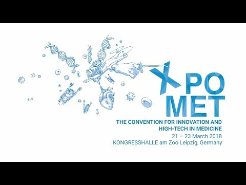 XPOMET© Convention 2018 - Innovation and High-Tech in Medicine
