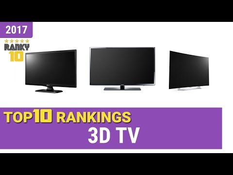 Best 3D TV Top 10 Rankings, Review 2017 & Buying Guide