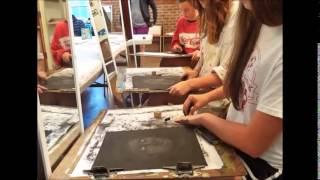 Summer Art Immersion at Sawtooth School for Visual Art