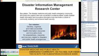 Improving the availability of reliable health information -  November 9, 2017
