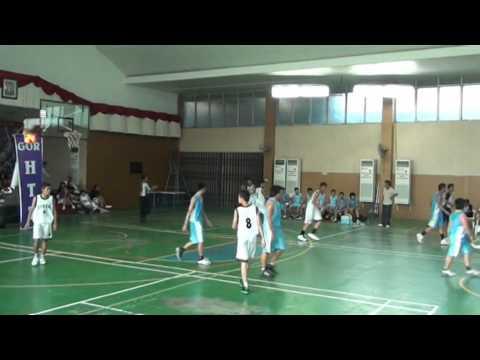 Garuda Cup K-92 2012 Putra Semi Final - Binuang Sakti Sijunjung vs HBT Padang