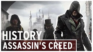 Repeat youtube video History of - Assassin's Creed (2007-2016)