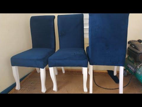Cómo Tapizar una silla en pasos simples