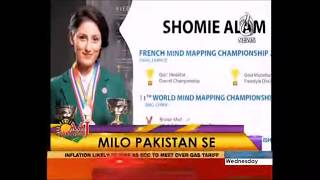 Champions of Super-Learning on Aaj News