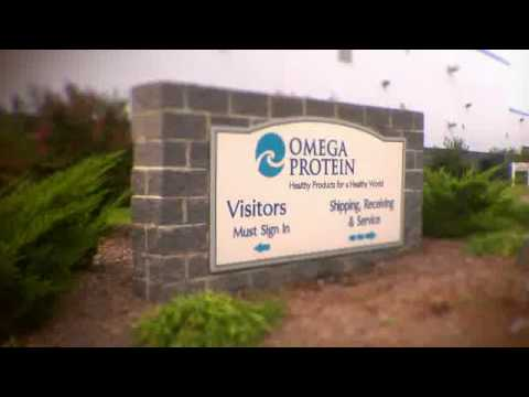 Omega Protein- Nation's Largest Producer of Fish Meal