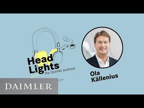 Ola Källenius über Strategie, Luxus – und ein ganz besonderes Stück Brot