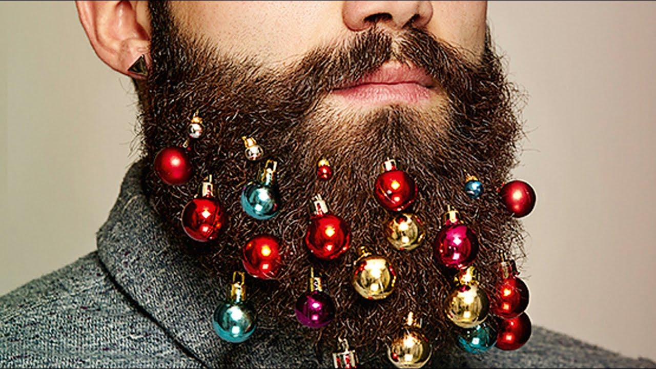 beard bauble ornaments sell out ahead of christmas youtube - Christmas Beard
