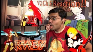 RWBY Volume 2 Chapter 5: Extracurricular Reaction! Pyrrha Unleashed!!