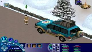 The Sims 1: Going on Vacation (Mountains)