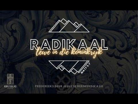 2021.05.09 - Radikaal#9 - Waldo Kruger