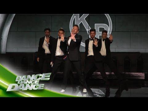 Koos – Suit & Tie (Show 2   Dance Dance Dance 2017)