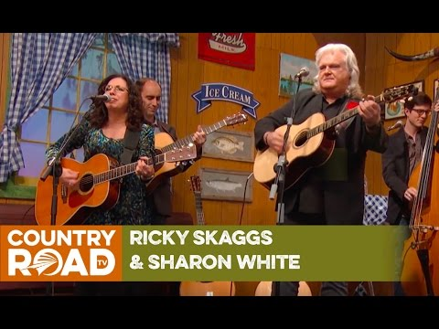 Ricky Skaggs and Sharon White sing Love Cant Ever Get Better Than This