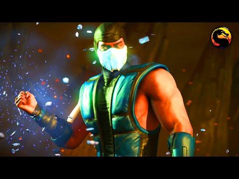 "NEW UNBREAKABLE SUB ZERO BUFFS - Mortal Kombat X ""Sub Zero"" Gameplay (MKXL)  "