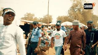 Sowore Knocks APC, PDP As Campaign Caravan Storms Yola