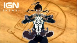 The Legend of Korra: Compete Series Set Officially Announced - IGN News