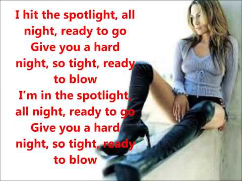 Jennifer Lopez - Live It Up (LYRICS) Ft. Pitbull