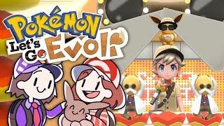 Die Quiz-Arena! | 22 | Pokémon Lets Go: Evoli