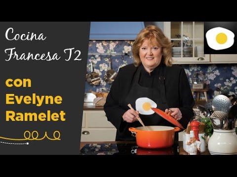 Nueva temporada de cocina francesa evelyne ramelet nos for Cocina francesa canal cocina