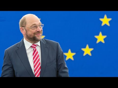 Martin Schulz re-elected Parliament President