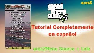 Crear Mod Menu GTAV   RGH   Xbox 360   Largo pero vale la pena xD   [[HD]]