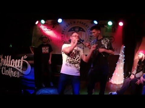 MTS vs Thomson - Semi Final - Polish Beatbox Battle