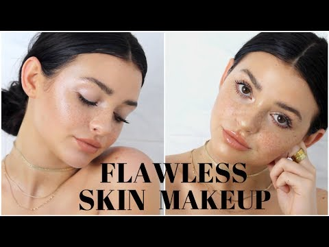 HOW TO get Flawless Skin | Makeup Tutorial