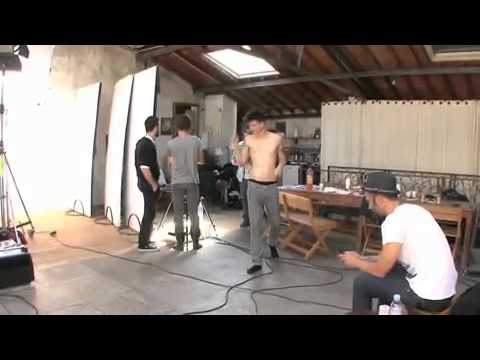 VIDEOAGENCY making of shoot with LIZZY JAGGER & ASH STYMEST for ELEVEN PARIS