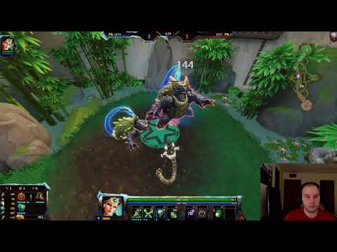 SERQET RIDING WAVES!!! (Ranked Duel/ Serqet vs He Bo) - Smite