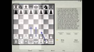 Stockfish vs. Hiarcs on iPad (Games)
