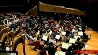 Yannick Nézet-Séguin dirige l'Orchestre philharmonique de Berlin