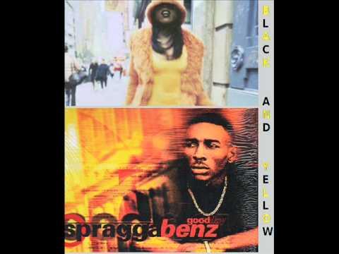 Foxy Brown Ft Spragga Benz - Black & Yellow