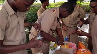 WOLMER'S BOYS' SCHOOL'S CLASS OF 2019 OUTREACH PROJECT