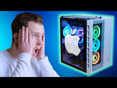 AMD HACK MAC KILLS THE NEW MAC PRO!