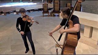 Karolina Radovani & Daniel Nix: Luigi Boccherini - Sonata in D Major, I. Allegretto spiritoso