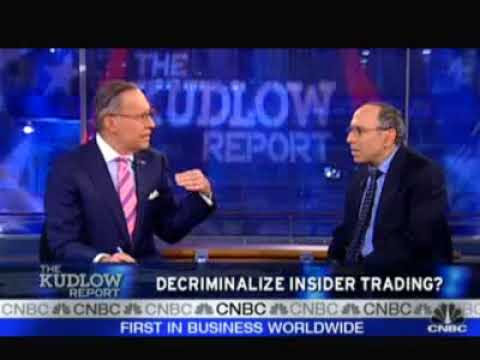 Insider Trading All that Bad?