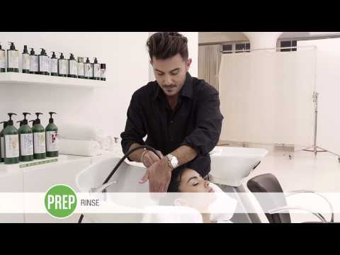 How To Use Biolage Cleansing Conditioner with Matrix Celebrity Hairstylist George Papanikolas