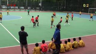 16-17小學學界西貢區分組賽 陸慶濤小學對景林天主教小學